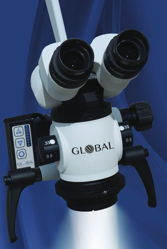 LED light source / for operating microscopes Global Surgical Corporation