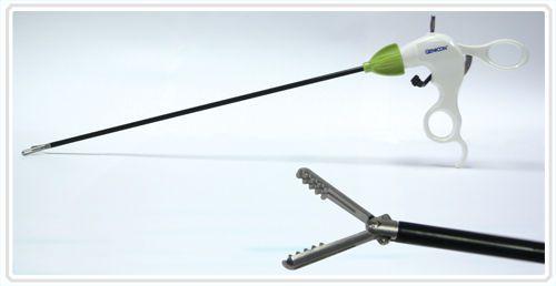 Monopolar forceps / laparoscopic / grasping GeniSurge™ GENICON