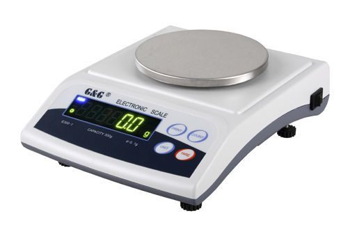 Laboratory balance / electronic / with external calibration weight max. 6 Kg | E series G & G