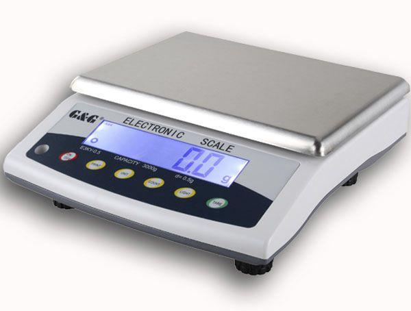 Laboratory balance / electronic max. 30 Kg | EK-Y series G & G