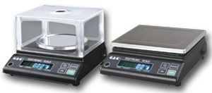 Laboratory balance / electronic / with external calibration weight max. 6 Kg | JJ series G & G