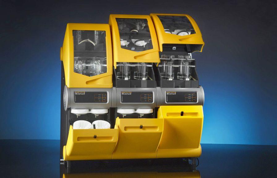 Hydrolysis unit laboratory HYDROTHERM Gerhardt Analytical Systems