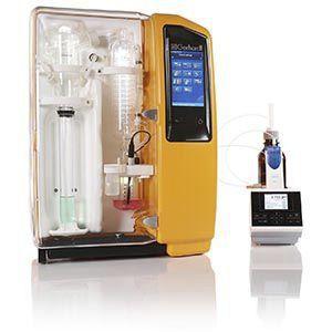 Laboratory distillation system (Kjeldahl type) VAPODEST 450 Gerhardt Analytical Systems