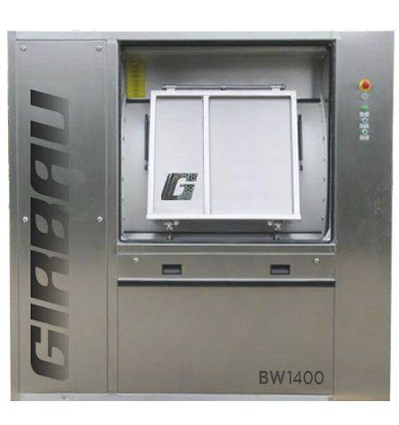 Healthcare facility washer-extractor 140 kg | BW1400 GIRBAU