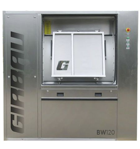 Healthcare facility washer-extractor 120 kg | BW1200 GIRBAU