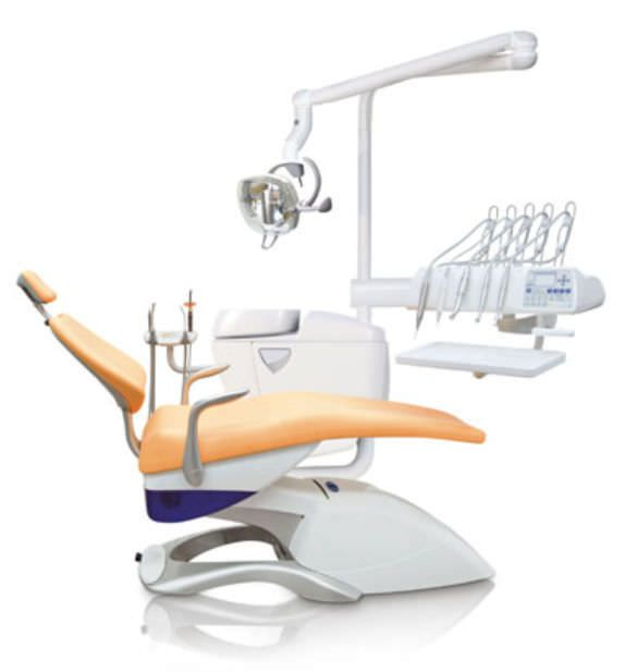 Dental treatment unit FOX H GALBIATI