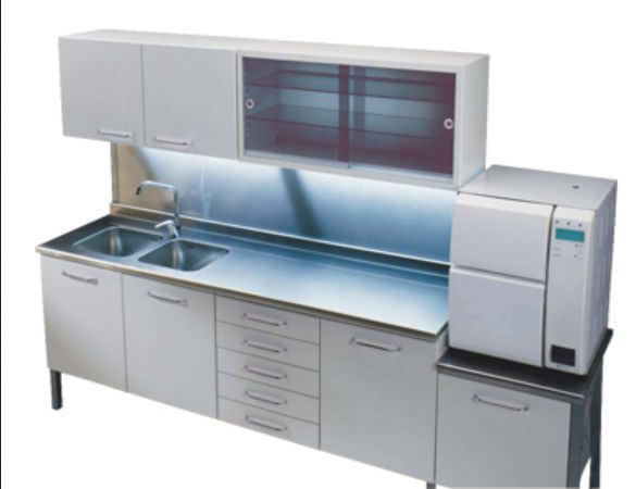 Sterilization cabinet / dentist office ELEGANT STERIL GALBIATI
