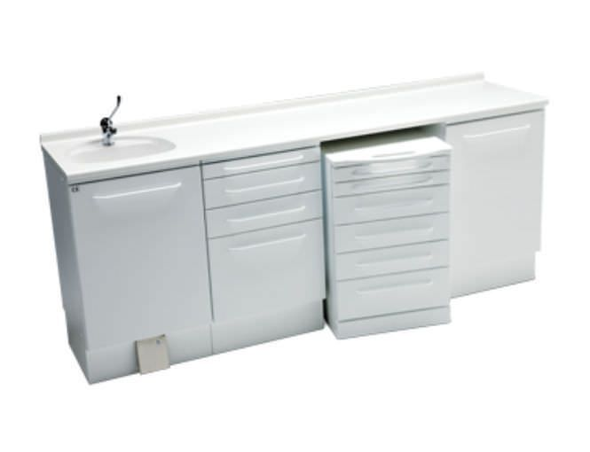 Medical cabinet / dentist office / with sink COMFORT GALBIATI