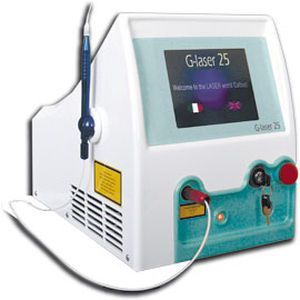 Dental laser / diode / tabletop G25 GALBIATI