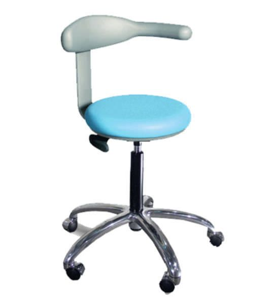 Dental stool / with backrest NEW EASY GALBIATI