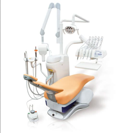Dental treatment unit with X-ray generator G20 GALBIATI