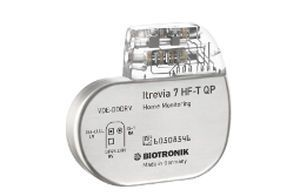 Implantable cardiac stimulator / resynchronization Itrevia 7 HF-T QP Biotronik