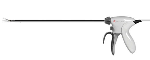 Vessel sealing clamp forceps / bipolar / laparoscopic 14 - 45 cm | ENSEAL® G2 Ethicon Endo Surgery