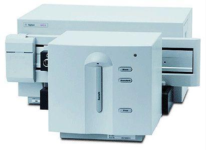 UV-visible absorption spectrometer 8453 Agilent Technologies
