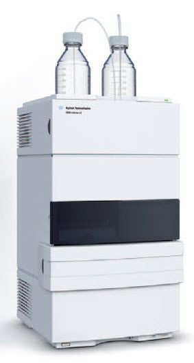 UHPLC chromatography system / ultra-high-performance liquid 1220 Infinity Agilent Technologies