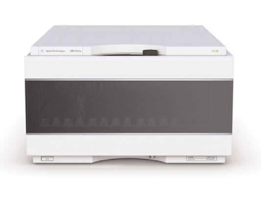 Fraction collector for liquid chromatography Agilent 1260 Infinity Agilent Technologies