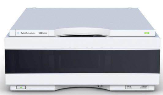 HPLC chromatography detector / photodiode array Agilent 1260 Infinity Agilent Technologies