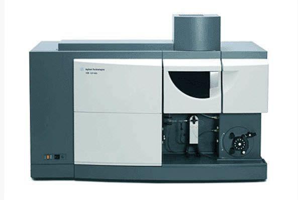 Optical emission spectrometer / inductively coupled plasma Agilent 720 series Agilent Technologies