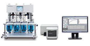 UV dissolution testing system Cary 8454 Agilent Technologies