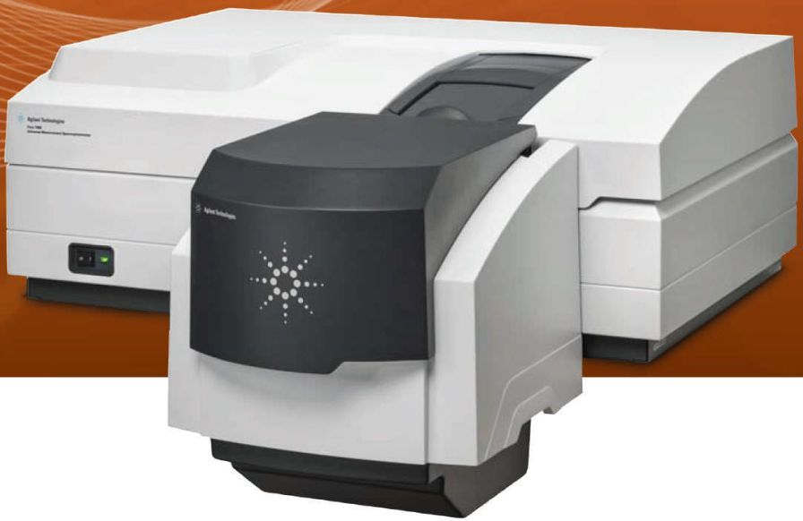 Near infrared spectrometer / UV-visible absorption Cary 7000 Agilent Technologies