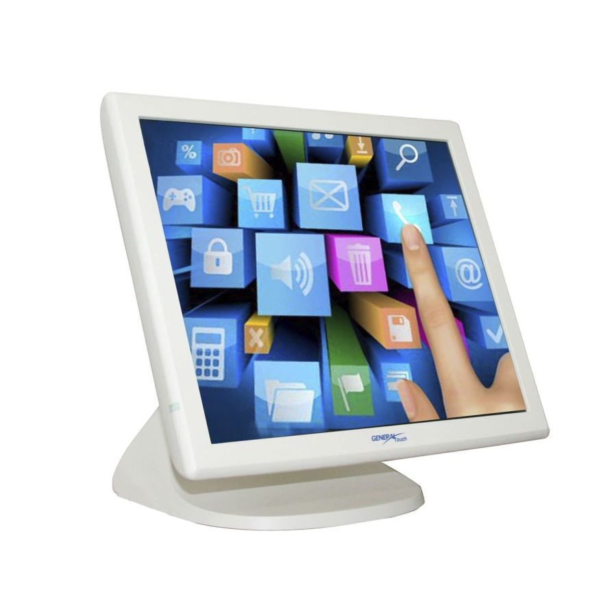 LCD display / medical / touch screen 15? | DTL153-R03E Generaltouch