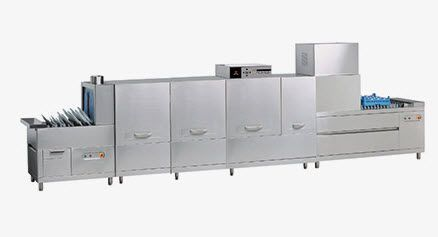 Healthcare facility dishwasher / conveyor 65,4 - 82.4 | FI-2700 series, FI-4000 series, FI-6000 series Fagor