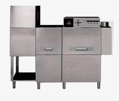Healthcare facility dishwasher / conveyor FI-280 series, FI-370 series, FI-460 series, FI-550 series Fagor