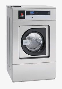 Front loading washer-extractor for healthcare facilities 0.75 - 19 W | LA series Fagor
