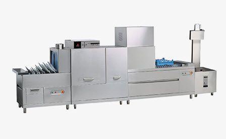 Healthcare facility dishwasher / conveyor 30.9 - 48.1 | FI-2700 series, FI-4000 series, FI-6000 series Fagor