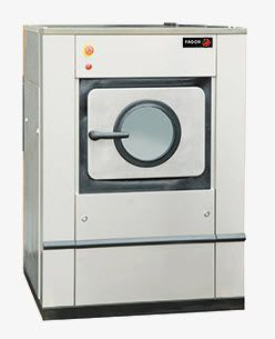 Front loading washer-extractor for healthcare facilities 2.2 - 37 W | LMED series Fagor
