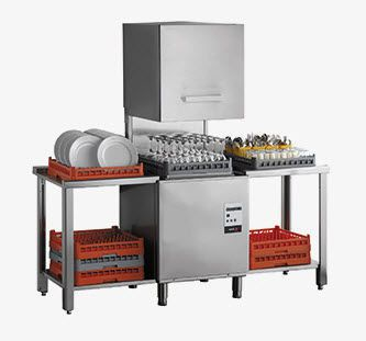 Hood dishwasher / for healthcare facilities ADVANCE AD-90, AD-120 series Fagor