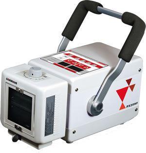 Veterinary radiography HF X-ray generator / portable X-R PORTABLE 20 HF Plus Examion