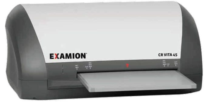 Standards CR screen phosphor screen scanner CR Vita 45 Examion
