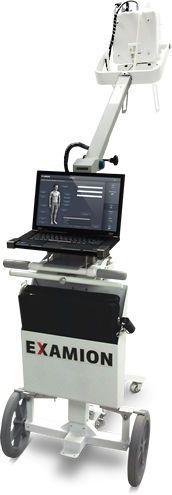 Analog mobile radiographic unit X-R PORTABLE Power Examion