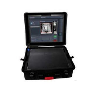 Digital medical radiography acquisition system / for radiography / portable X-DR PORTABLE CASE L Examion