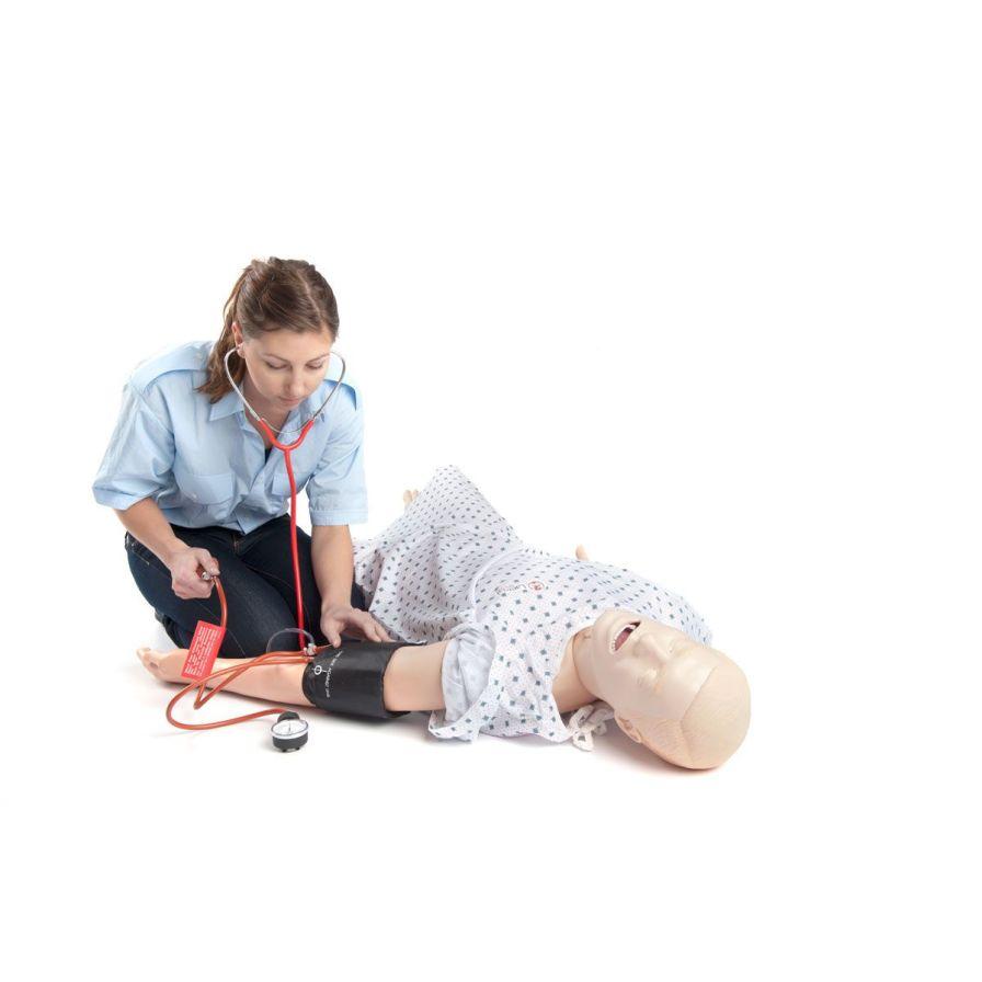 Nurse care training manikin Kelly W19572 3B Scientific