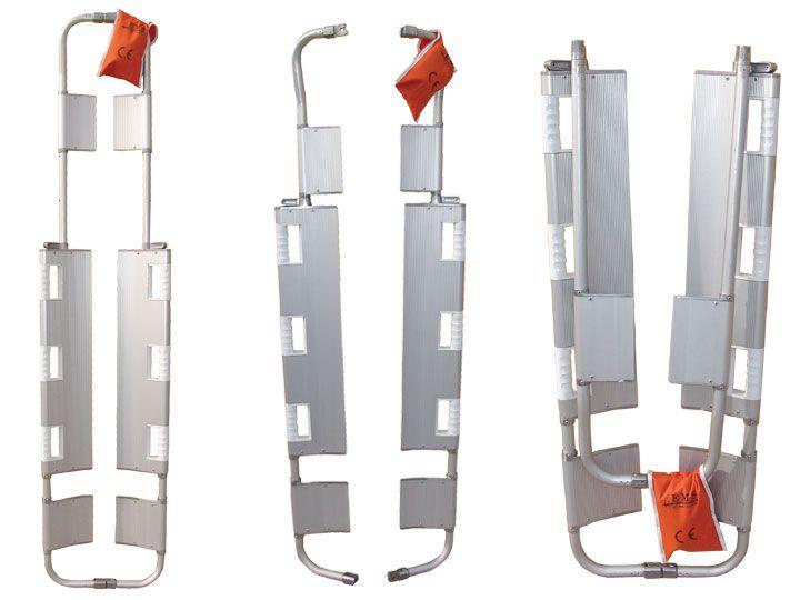 Scoop stretcher 160 kg EMS Mobil Sistemler