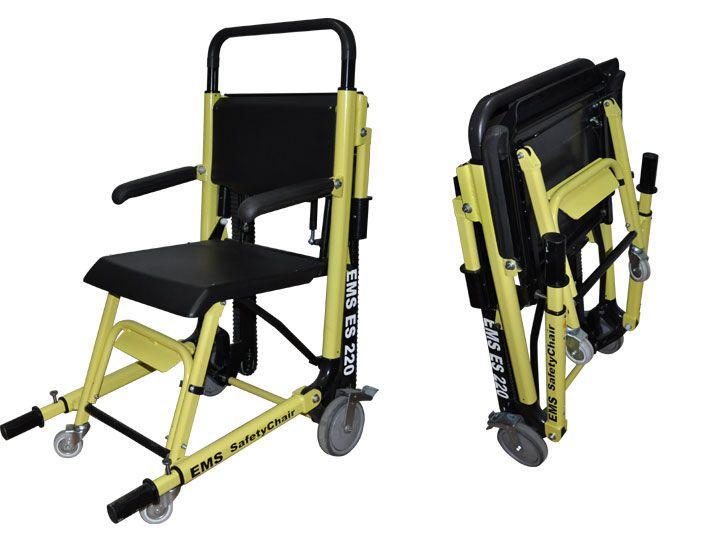 Folding stair lift chair ES-220 EMS Mobil Sistemler