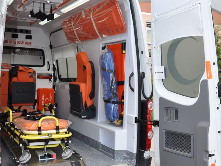 Intensive care medical ambulance / van EA-400 EMS Mobil Sistemler