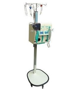 Volumetric infusion pump / 1 channel / with infusion warmer / PCA FLOWTHERM Gamida