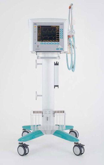 Resuscitation ventilator / infant Sophie F. Stephan