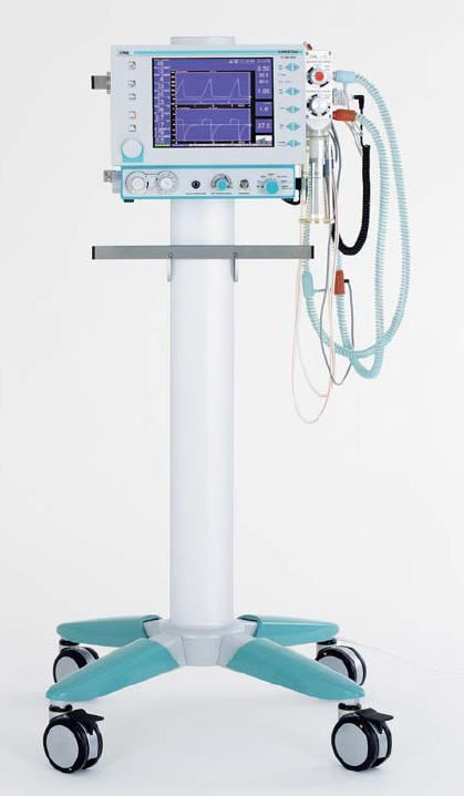 Resuscitation ventilator / infant Christina F. Stephan