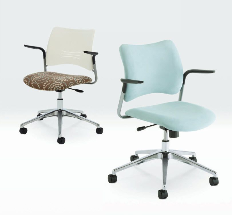 Office chair / on casters / with armrests Nexxt series Encore