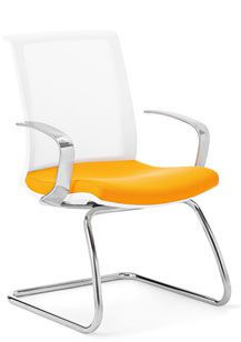 Chair with armrests Pinnacle series Encore