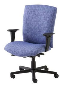 Office chair / on casters / with armrests Cerra XT series Encore