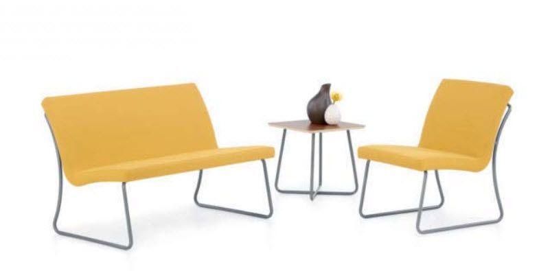 Healthcare facility sofa Cielo™ Lounge series Encore