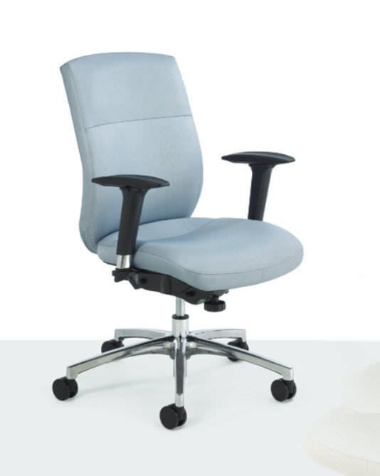 Office chair / on casters / with armrests Verity series Encore