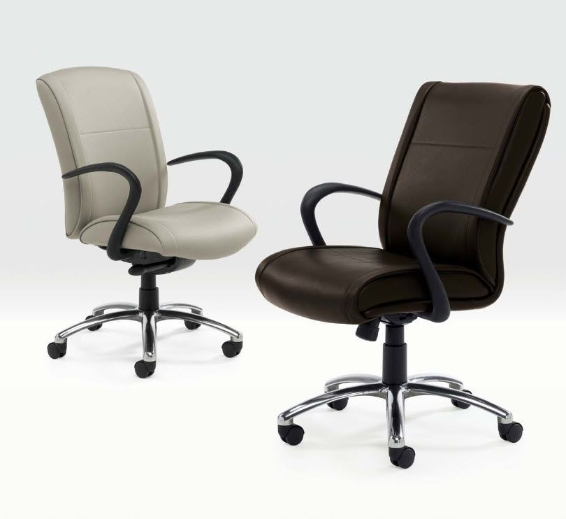Executive chair / office / on casters Realm series Encore