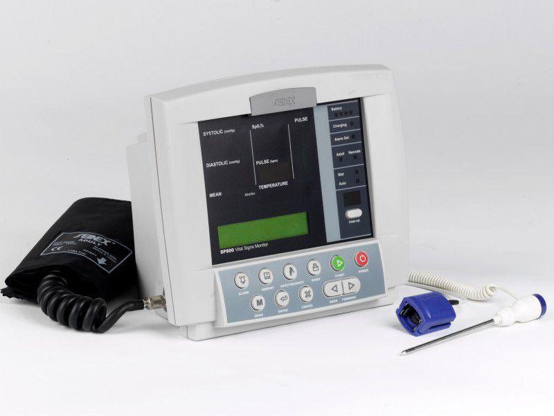 NIBP vital signs monitor / SpO2 / temperature SP-800 G-Care Electronics
