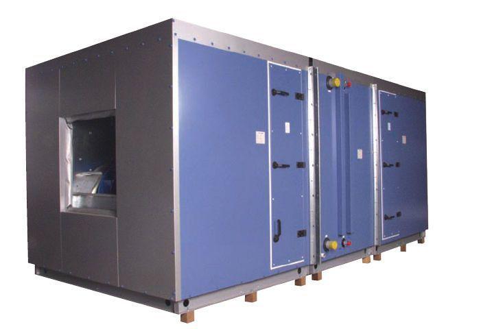 Air handling unit for healthcare facilities Modulys® TA HYGIS® FRANCE AIR
